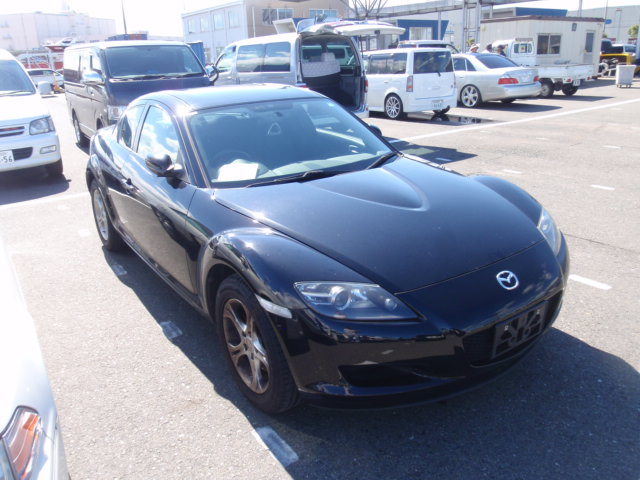 Remove Rust From Your Mazda Verisa 2004