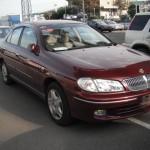 Used Nissan Sedan