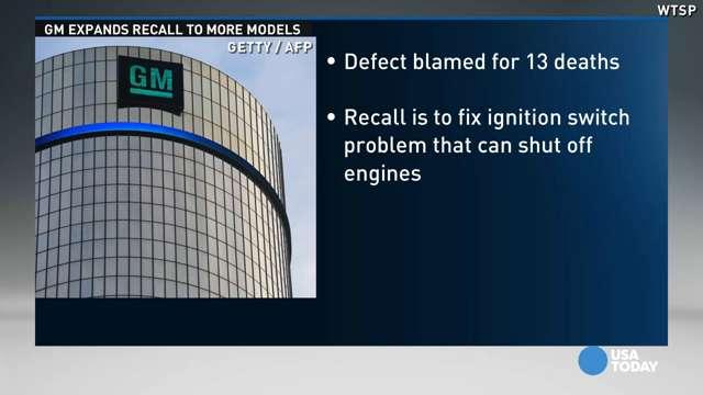 Increased Pressure on General Motors For Recalled Cars