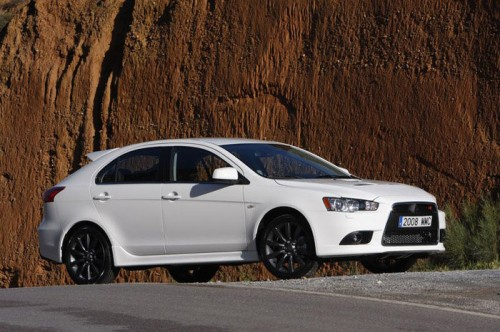 Mitsubishi Lancer Sport back, the diesel version is here to stay