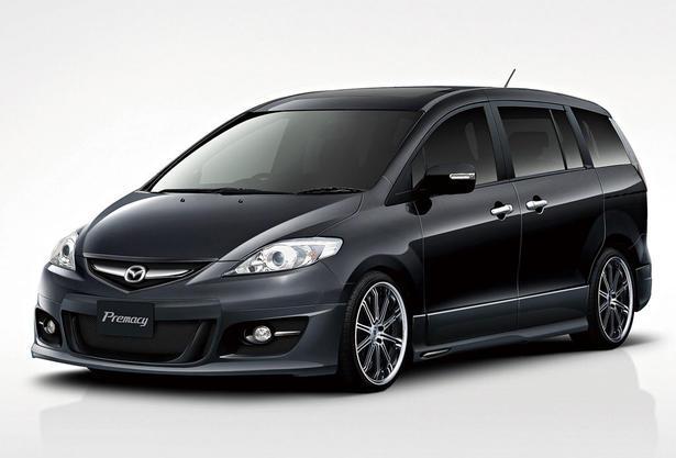 Mazda Premacy- The Complete MPV