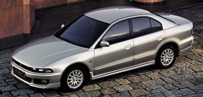 Mitsubishi Galant 2.5L