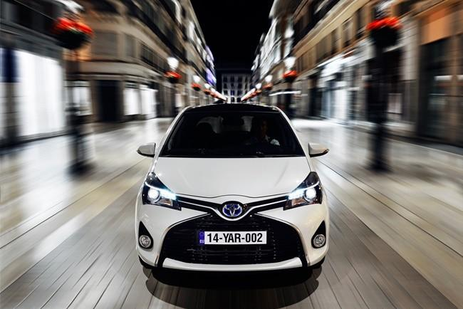 New Toyota Yaris, surprised with its design and engine