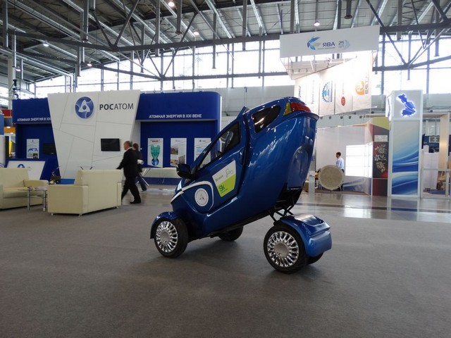 Bravo eGo, a folding electric that will come from Russia