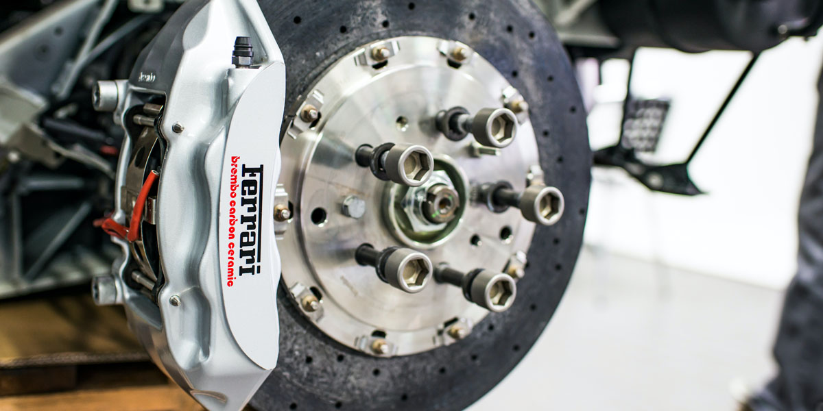 5 Observations That Tell You about New Brake Pad Need